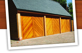 The Woodrite range Of Wooden Garage Doors From Woodrite
